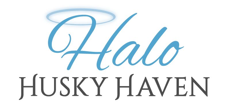 Halo Husky Haven logotype
